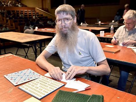 Der neue französische Meister in Scrabble? Spricht kein Französisch.