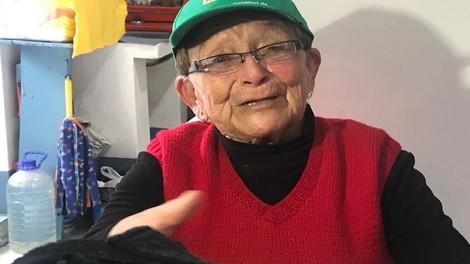 93-Jährige Fußballtrainerin aus Peru bekommt Unterstützung