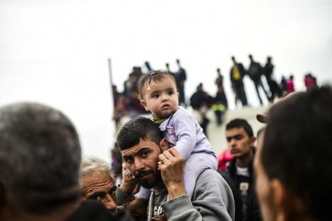 Ein besseres Verteilen von Flüchtlingen