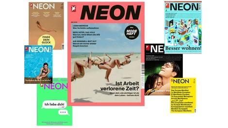Personal, Konzept, Rubriken: Alles neu bei NEON. Ob jetzt wieder alles gut wird?