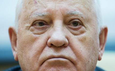 Die Krim, Gorbatschow und sein ukrainisches Einreiseverbot