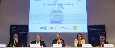 Brexit-Debatte als Podcast