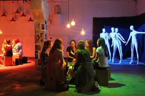 An diesem Wochenende: Der Host Club in den Münchner Kammerspielen