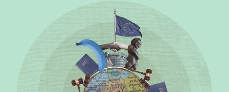Wo ist Europa?