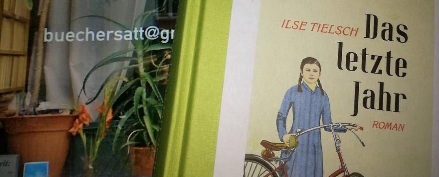 """Mein kleiner Buchladen: """"Autobiografische Romane"""" - Das letzte Jahr"""