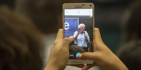 Die Frage nach der Rolle der sozialen Netzwerke im Wahlkampf bleibt spannend.