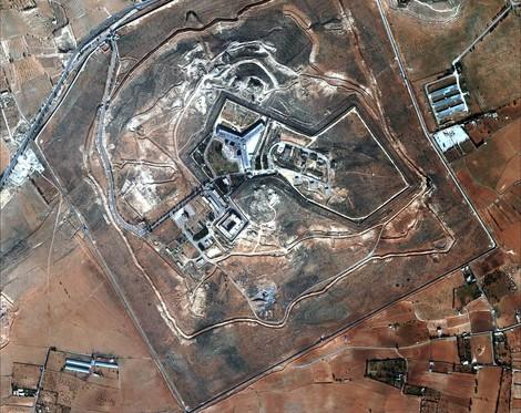 Das Assad-Regime hängt seine politischen Gefangenen