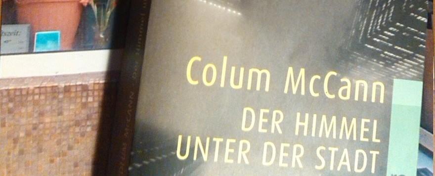 """Mein kleiner Buchladen: """"Tunnelromane"""" — Der Himmel unter der Stadt"""