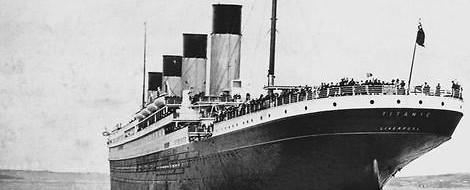 Die letzten Stunden der Titanic - Bericht eines Überlebenden