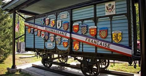 49 Waggons gefüllt mit Dankbarkeit - der Merci Train