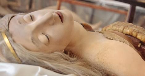Die anatomische Venus – verstörend schöne medizinische Modelle aus dem 18. Jahrhundert