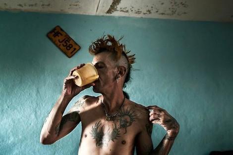 Warum sich kubanische Punks in den 80ern absichtlich mit Aids infizierten