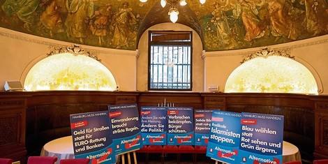 Rechts, rechter, AfD: Wie sich die Problem-Politiker selbst erledigen
