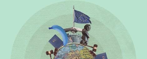 Von der Einheit durch Technik über die Einheit Europas zur Einheit der Welt?