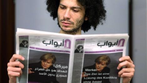 Blickwechsel: Al Jazeera-Reportage zu refugees und deutschen Medien