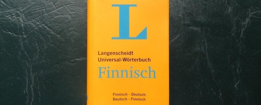 Langenscheidt Finnisch - Deutsch / Deutsch - Finnisch