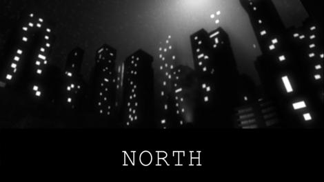 NORTH – Asylantrag bei William S. Burroughs