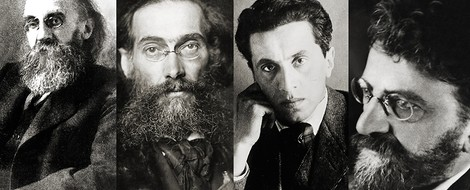 Revolution 1918: Wie Schriftsteller zu Politikern wurden