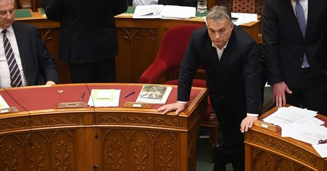 Die unglaubliche Nachsicht mit Orban