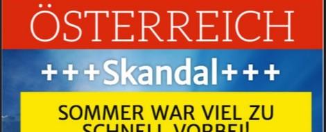 Österreich: Journalismus im Ausverkauf - zum zehnten Geburtstag einer Boulevardzeitung