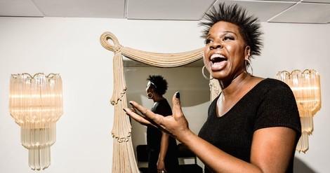 Schwarz, weiblich, Comedian: Erfolg mit 48