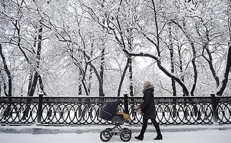 Russland: Demographie-Krise längst nicht überwunden