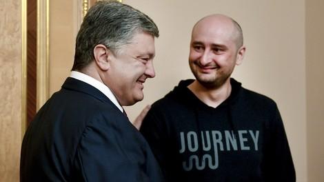 Fall Babtschenko: Wir wissen, dass wir nichts wissen