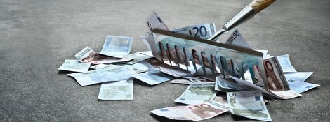 Diskussion um Obergrenze - Bargeld kann man nicht überwachen