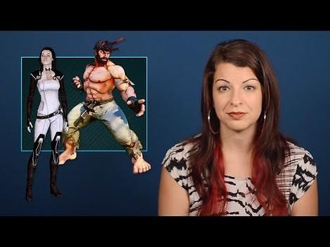 Männer gehen, Frauen wackeln mit dem Hintern – Feminist Frequency über den »Male Gaze« in Games