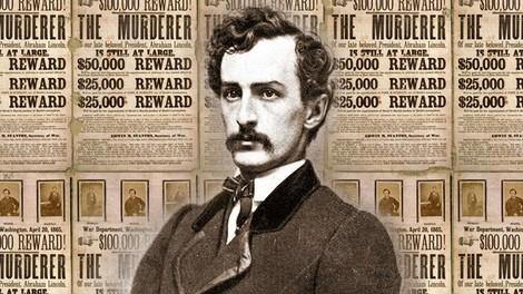 Wie starb John Wilkes Booth? Fragen zum Tod des Lincoln-Attentäters.