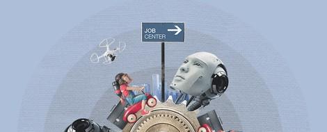 Intelligente Maschinen ersetzen den Menschen, weil er zunehmend selbst Maschine wird