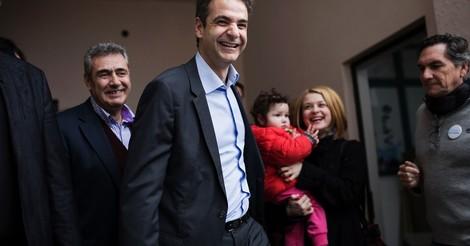 Ist das nun der griechische Reformer?