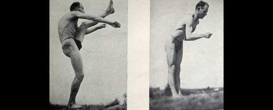 Laufen 6: Paavo Nurmi - Genußlaufen oder Verdrußlaufen? (Teil 1)
