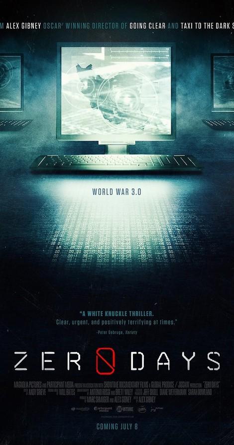 Zero Days. Die Geschichte von Stuxnet und dem Auftakt des digitalen Kriegs