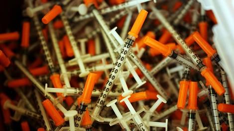 Opioid Überdosis: eine der Top-Todesursachen in den USA