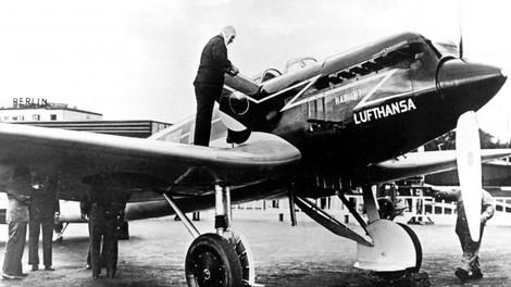 Die Lufthansa - Liebling der Militärs