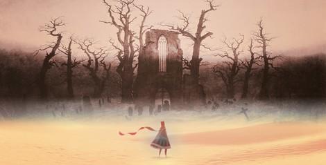 Der Avatar über dem Nebelmeer – Caspar David Friedrich, Romantik und Games