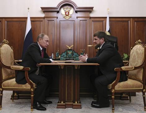 Fürchtet der Kreml einen neuen Tschetschenien-Krieg?