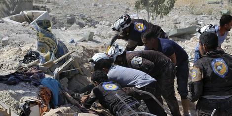"""Was Assad in Syrien will: Demografisch """"säubern"""" durch ein schmutziges Szenario"""