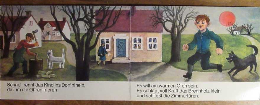Piqd Kinderbücher 14 Sarah Kirsch Zwischen Herbst Und
