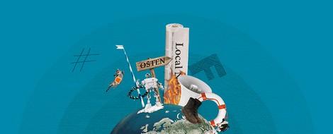 Der piqd-Podcast. Die neue Digitale Öffentlichkeit. Folge 3: Sind Fake News Bullshit?