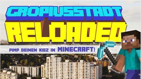 Stadtplanung mit Minecraft: Ein Wettbewerb lässt Jugendliche einen Kiez umgestalten