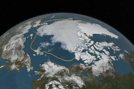 Arktis-Eis: Jetzt kippt es