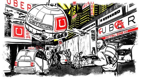 Leben in der Uber-Zukunft