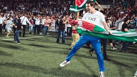 Abchasien: Die andere Fußball-WM