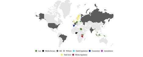 Kann man Fake News per Gesetz bekämpfen? Diese Länder sagen Ja.