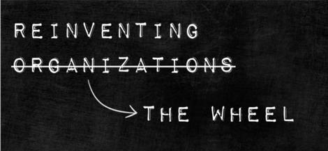 Selbstorganisation ist doch keine ganz neue Sache