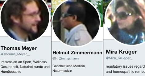 Homöopathie: Noch nie ist ein Bot-Netzwerk so lustig enttarnt worden