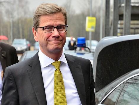 Guido Westerwelle: Der Vater des Atomausstiegs? Offenbar!