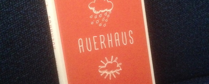 """Auerhaus"" is mei Buck"